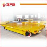 Carril del molino de acero de la eficacia alta que maneja el carro con el dispositivo de seguridad