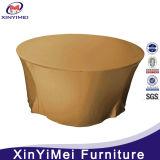 100% Gummiband-Polyesterspandex-Tabellen-Tuch-Großhandelspreis