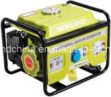 Nuevo diseño de 1kw 2.5HP generador de gasolina (2500)