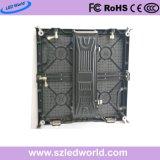 Fabbricazione P3.91, P4.81, P5.95, video scheda della parete P6.25 esterna/schermo di visualizzazione locativo dell'interno del segno di HD LED fatto in Cina con il Governo di fusione sotto pressione di 500X500mm
