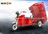 E-Triciclo elettrico 60V 30ah~45ah della tramoggia di Trike 1.6m del carico