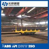 """Línea Sch160 tubo del API 5L Psl1 4 """" para el servicio del petróleo"""