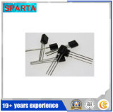 Transistor intégré de triode de Ksp44 A44 Mpsa44 NPN 400V/0.3A to-92
