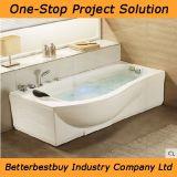Banheira de massagem feita de acrílico de alta qualidade