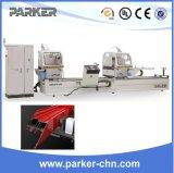 CNC Scherpe Machine van de Hoek van de Deur van het Venster van het Aluminium de Willekeurige