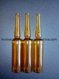 o ISO 1-30ml datilografa a B a ampola de vidro, tubo de ensaio de vidro