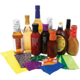 Shrink-Hülsen-Kennsatz für Glas- oder Plastikflaschenkapsel-Dichtung