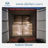 Excellente qualité CAS aucun taux 1344-09-8 inférieur ou silicate de sodium élevé de taux