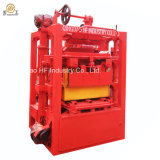 Pequenas Máquinas para pequenas empresas em casa de máquinas para fazer blocos Hf4-26 Qt França do intertravamento de máquina para fabricação de tijolos em Gana
