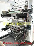 압박을 (2 색깔) 인쇄하는 비 길쌈된 직물
