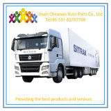 中国良質のシャントウDeca Sitrak C7hの大型トラック4X2 400馬力トラクター(危険な輸送)