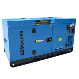 20kw de stille Diesel van de Macht van het Type Reeks van de Generator met Chinese Motor Foton
