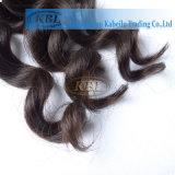 Волосы индейца девственницы естественной индийской оптовой продажи человеческих волос парика сырцовые