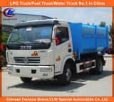 Garbage Rufe Collectionのための油圧Lifting Roll off Garbage Truck