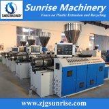 Línea de producción plástica de la pipa de agua Pipa de PVC UPVC que hace la máquina