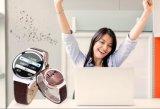 Monitor elegante del ritmo cardíaco del reloj