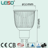 Reflector Cup CREE Chips Scob 6W LED Spot (LS-S006-MR16 / GU10)