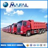 De Vrachtwagen van de Kipper van de Vrachtwagens van de Stortplaats van het Wiel van Sinotruk HOWO 6X4 336HP 10 voor Verkoop