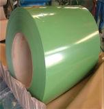 Vorgestrichener galvanisierter Stahlring des Baumaterial-Muster-PPGI Ring