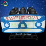 Vrの技術のロボット整形9d Vr 9d映画館の対話型の動き9dのCineのバーチャルリアリティの椅子の娯楽アーケード・ゲーム機械