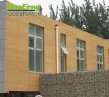 Resistant Outdoor UV Decoration Material WPC Exterior Wall Panels