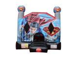 Uitsmijter van de Schildpadden van Ninja de Opblaasbare Springende voor Jonge geitjes chb390-3