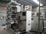 Flexo Drucken-Maschine gestapelte Taype 6 Farbe Zb-320