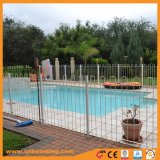 Контур верхней части порошка покрытие ограждения на плавательный бассейн и сад