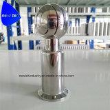 Réservoir de pulvérisation en rotation ballon sanitaire NPT femelle raccord SS04 CIP
