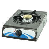 Cocina de gas de aluminio de Buner de la sola hornilla Jp-Gc101ts