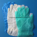 Transparente VinylExamintion Handschuhe