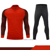 Mens Tracksuit를 훈련하는 도매 클럽 축구 살짝 미는 스포츠