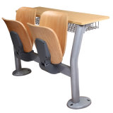 학교 학생 책상과 의자
