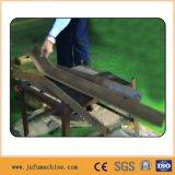Hydraulischer Winkel-verbiegende Stahlmaschine für das Aufsatz-Aufbereiten
