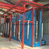 Vorderseite-teleskopischer Hydrozylinder für Lastkraftwagen mit Kippvorrichtung