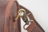 Sacchetto di cuoio reale della signora spalla di colore del Brown (RS-504)