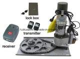 Obturador de rodillos de laminación de motor 300-1500kgs de operador de la puerta lateral, el motor