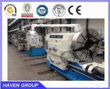 Máquina hueco CW6636X2000 del torno de la vuelta del tubo de los tornos del país del petróleo del eje de rotación