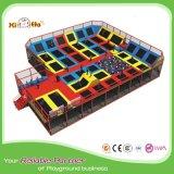 кровать Trampoline взрослых и малышей Bungee 14FT 17FT 18FT 20FT дешевая крытая