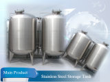Steel di acciaio inossidabile Storage Tank 2000L