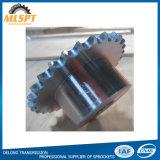 Alésage fini standard en acier inoxydable roue du pignon à chaîne