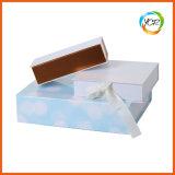 Il regalo di carta su ordinazione ondulato piegante elimina a pranzo la casella magnetica