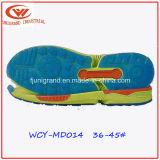EVA moda solado exclusivo da sapata para sapatos de desporto