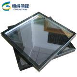 10mm de haute qualité+12UN+10mm Low-E de l'environnement de verre isolé