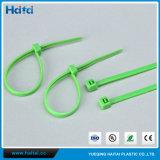 De groene Band van de Kabel van de Kleur Nylon