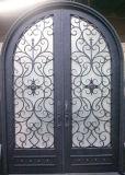家のための装飾的な鋳鉄の出入口