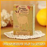 Impression en couleur Boîte à papier Conception d'emballage en savon (BLF-PBO340)