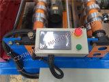 Metallprofil-Blendenverschluss-Tür-Dach-Fliese-Rolle, die Maschine bildet