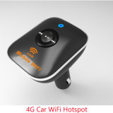 il router senza fili 4G ottiene il potere dall'accenditore della sigaretta dell'automobile