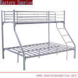 기숙사 학교 학생을%s 강철 금속 세겹 2단 침대